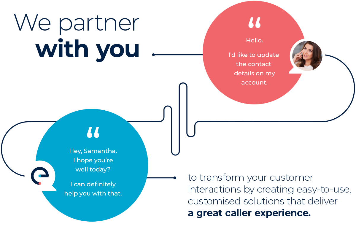We Partner With You